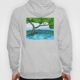 the pond Hoody