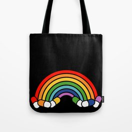 Trippin Rainbows Tote Bag