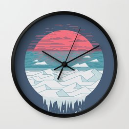 The Great Thaw Wall Clock