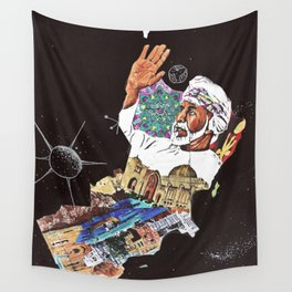 The home of the soul Wall Tapestry