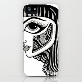 LYDIA iPhone Case