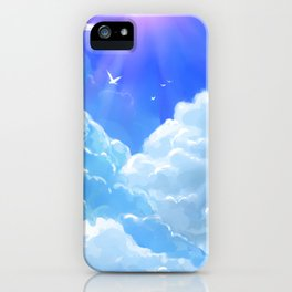 Coroazul iPhone Case
