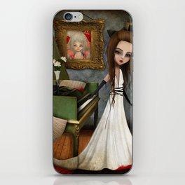 Elizabeth Killbride iPhone Skin