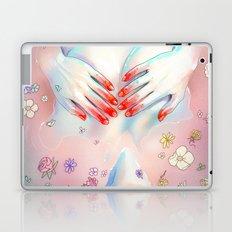 Flower Bath 5 Laptop & iPad Skin