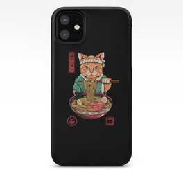 Neko Ramen iPhone Case
