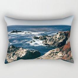 Wildflower Coast Rectangular Pillow