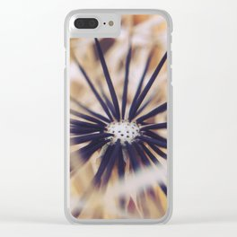 Fire Within Clear iPhone Case