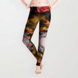 Floral Design 6 Leggings