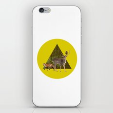 Forest Creatures iPhone & iPod Skin
