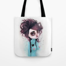 hole on my own heart Tote Bag
