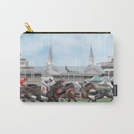 Churchill Downs Carry-All Pouch