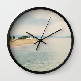 Find Your Calm Wall Clock