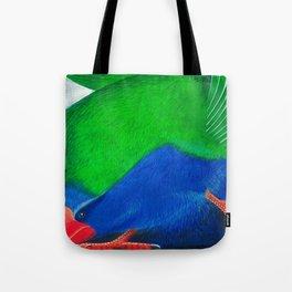 Takahe Tote Bag