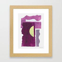 Sound Avenue I Framed Art Print