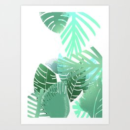 Welcome To My Jungle Art Print