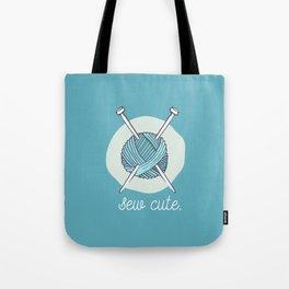 Sew Cute. Tote Bag