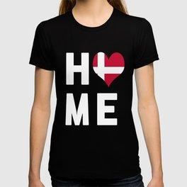Denmark Is My Home Tshirt T-shirt