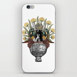 Truly Madly Deeply - Yellow iPhone Skin