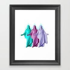 ◅ Trinity  ▻  Framed Art Print