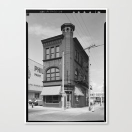 Nashville, TN 1933 Canvas Print