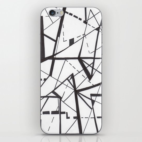 sharp iPhone & iPod Skin