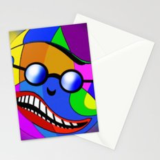 Paint ball.  Stationery Cards
