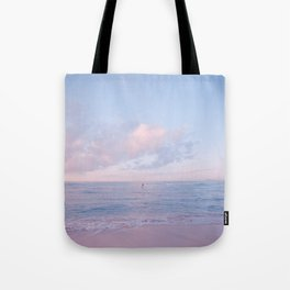 calm day ver.pink Tote Bag