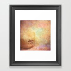 TEMPTATION Framed Art Print