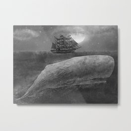 Far From Nantucket  Metal Print