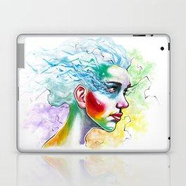 Portrait One Laptop & iPad Skin