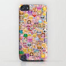 emoji / emoticons iPod touch Slim Case