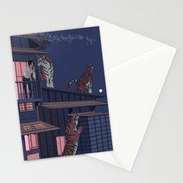 Tiger Playhouse Stationery Cards