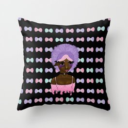Melty Throw Pillow