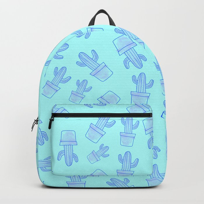 Cactus #4 Backpack