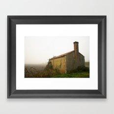 fog #4 Framed Art Print