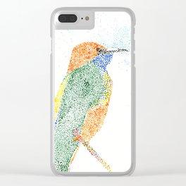 bird XVIII Clear iPhone Case