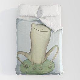 Happy Frog Comforters