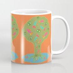 Fish Eye Tree Mug