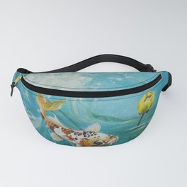 Observe and Let Go Fanny Pack