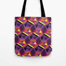 Chasing purple Tote Bag