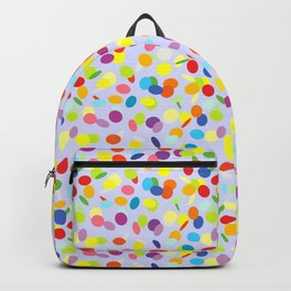 Festive confetti pattern Backpack