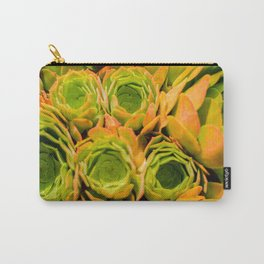 Succulent Overdose Carry-All Pouch