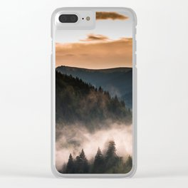 Into The Wild Clear iPhone Case