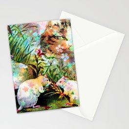 3 BLIND MICE Stationery Cards
