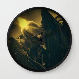 BLACK DX GOKUWAVE M816 Wall Clock