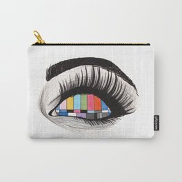 tv eye Carry-All Pouch