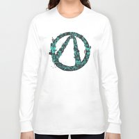 borderlands Long Sleeve T-shirts featuring Borderlands 2 by Bill Pyle