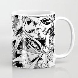 Organismo Meccanico Coffee Mug