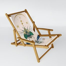 Moon insects Sling Chair