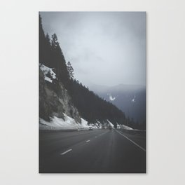 Steven's Pass Canvas Print